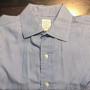 Brooks Brothers Long Sleeve 15-3 Button Down Shirt